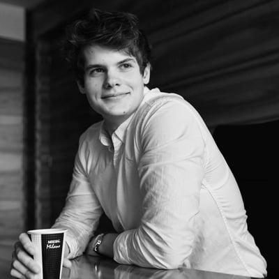 Balint Mezei, Inbound Marketing Strategist