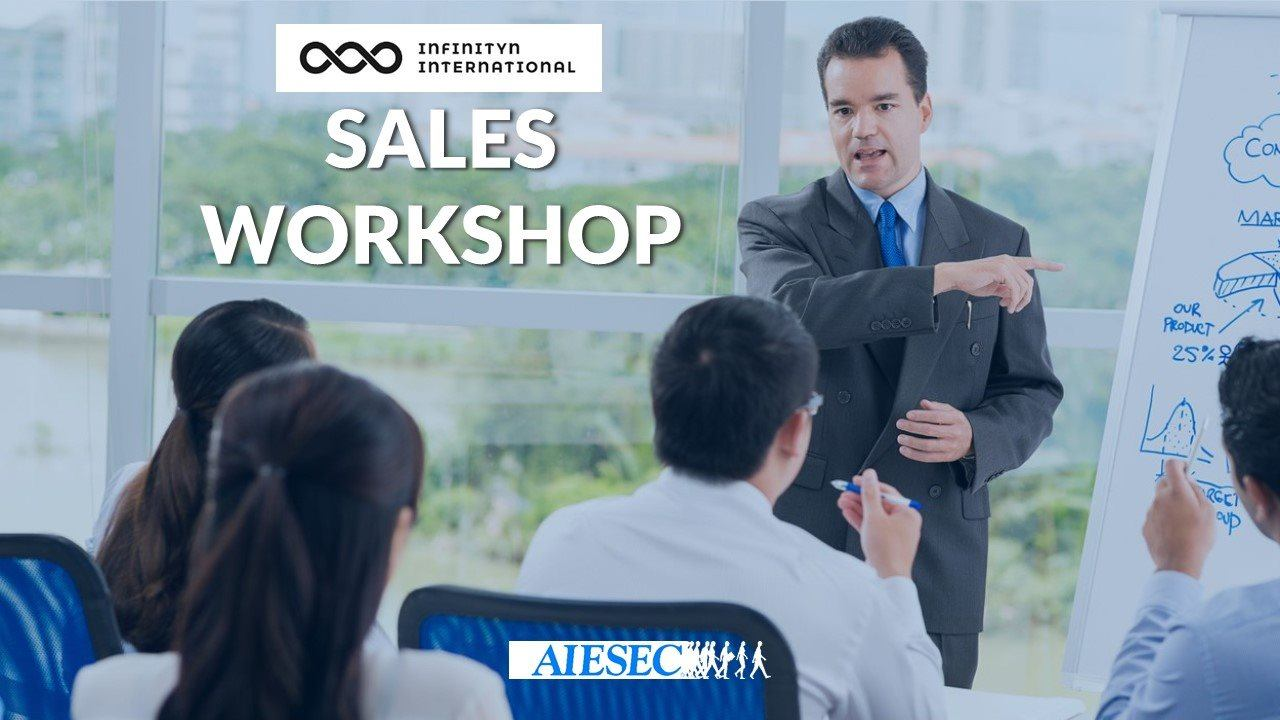 Infinityn Sales Workshop