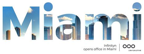 Infinityn Opens Office in Miami, Florida