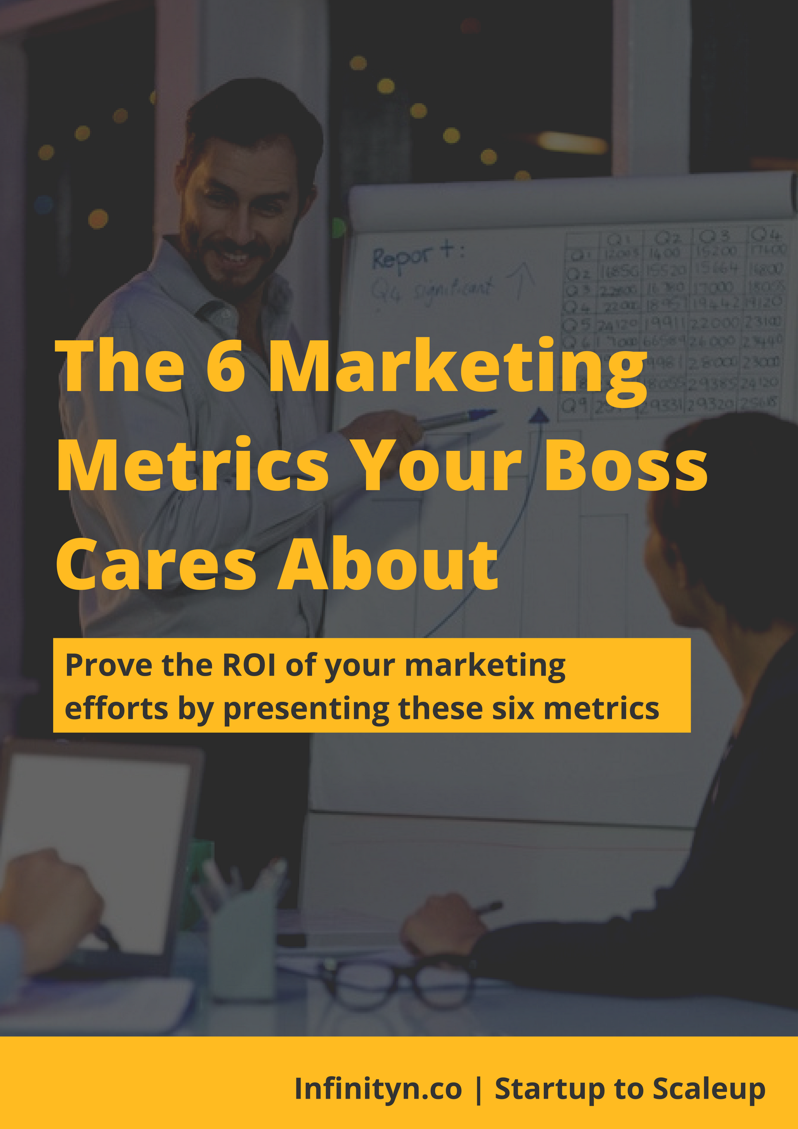 The 6 Metrics Your Boss Actually Cares About